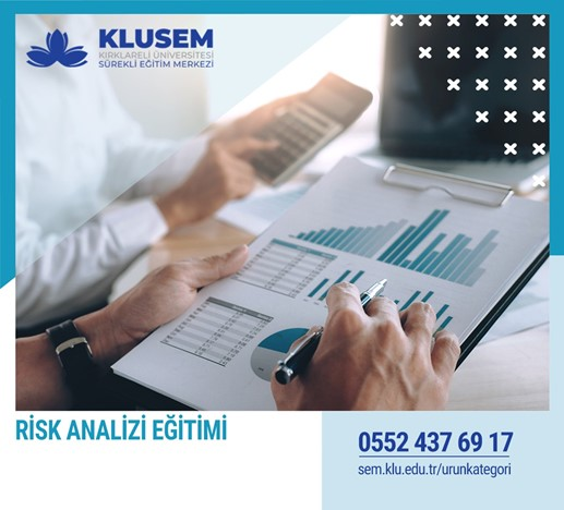 RİSK ANALİZİ EĞİTİMİ